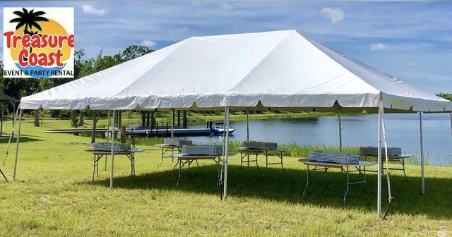 20' x 30' Frame Tent