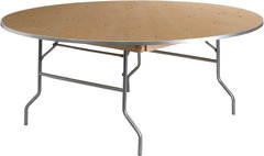 "60"" Round Tables (Wood)"