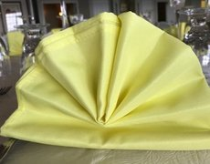 Napkin (Yellow)