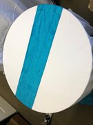 Table Runner (Turquoise)
