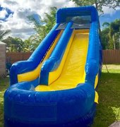 18' Super Splash Wet/Dry Slide