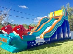 22' Big Kahuna Giant Wet/Dry Slide