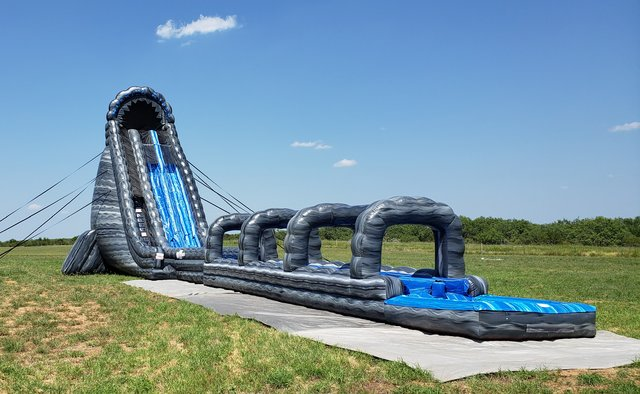 36ft Roaring River Water Slide