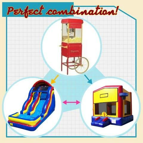Slide/Bouncehouse 3
