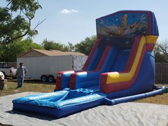 18ft Module Water Slide