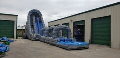 27Ft Roaring River Water Slide