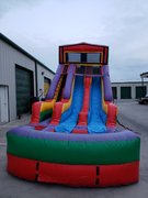 22ft Module Water Slide