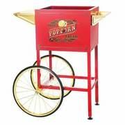Pop Corn Machines Cart