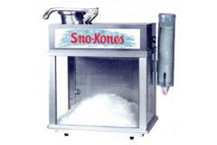 Sno Cone Machine TX