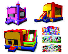 Bounce House Can Use Art Paneles