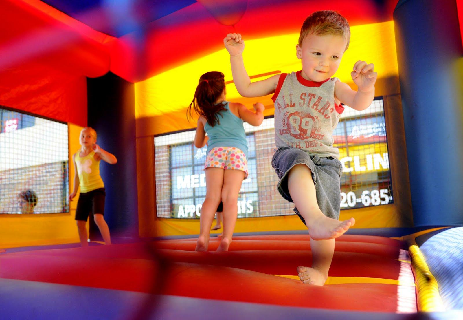 The Bouncy Kingdom 95 Bounce Houses For Rent In