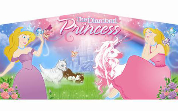 Diamond Princess Banner