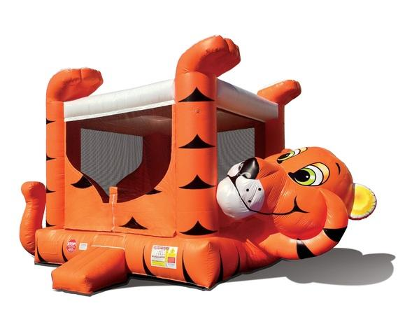 Tiger Belly Bounce House (#11)