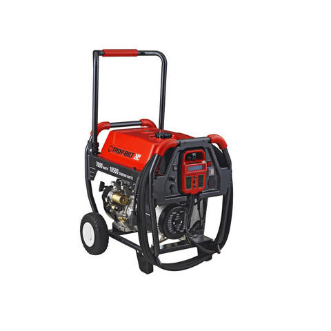 7,000-Running Watts Portable Generator ( 10 GALLONS OF GAS INCLUDED)