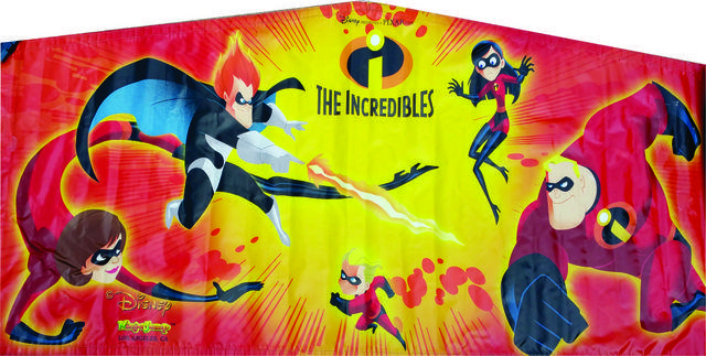 Banner Incredibles