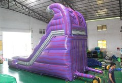 18FT Purple Wave Dry Slide (#13)