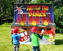 Battle the Blaze-