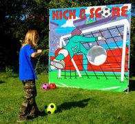 Kick and Score Soccer-