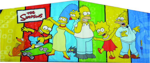 Banner The Simpsons