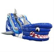 (57) Shark Tank Water Slide