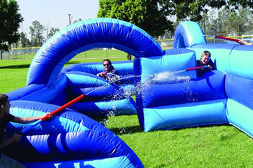 Soaker Party Package