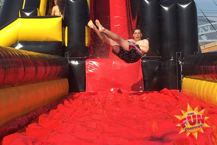 water slide rental los angeles