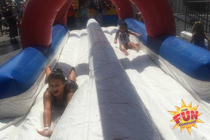 water slides rental los angeles