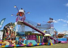 Pirates Island Carnival Ride