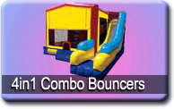 4in1 Combo Bouncers