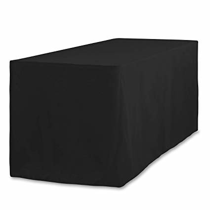 Black Table Cloth