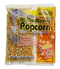 Pop Corn Servings & Supplies