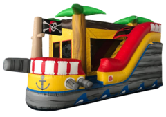 Pirate Ship Wet or Dry Combo $270  Now only $225!