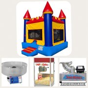 "Castle Special w/ Free Concession <font color=""red""><b><s> $200</font color=""red""></b></s>  <b>Now only $135!</b>"