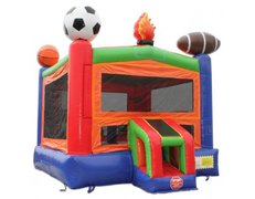 Sports Bounce 15'x15'