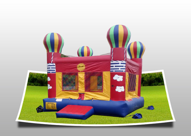 Medium Balloon Adventure Bounce House