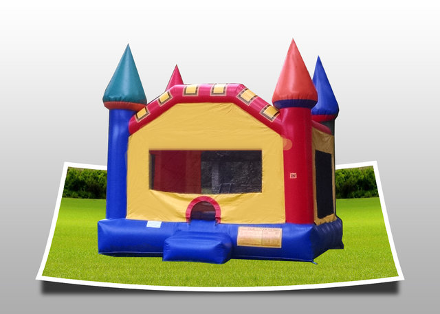 Medium Castle Bounce House