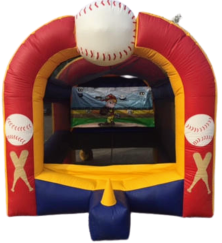 Inflatable T ball Challenge