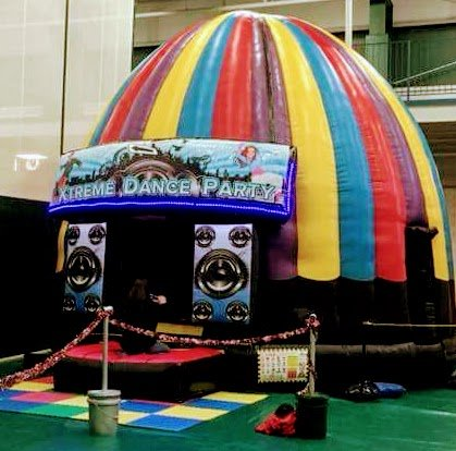 GIGANTIC Dance Dome