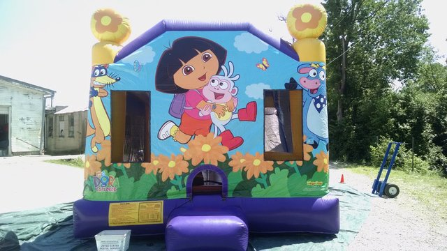 Dora the Explorer Combo Bouncer
