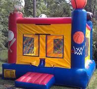 Medium Sports Bounce House