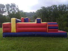 Obstacle Course Section 2