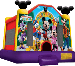 Medium Mickey Mouse Bouncer