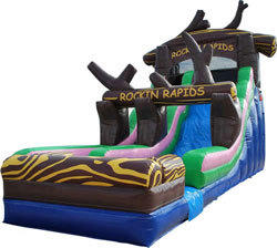 Rockin Rapids Water Slide