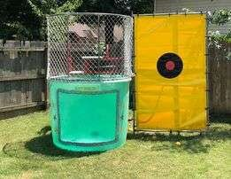 Dunk tank rental Memphis TN