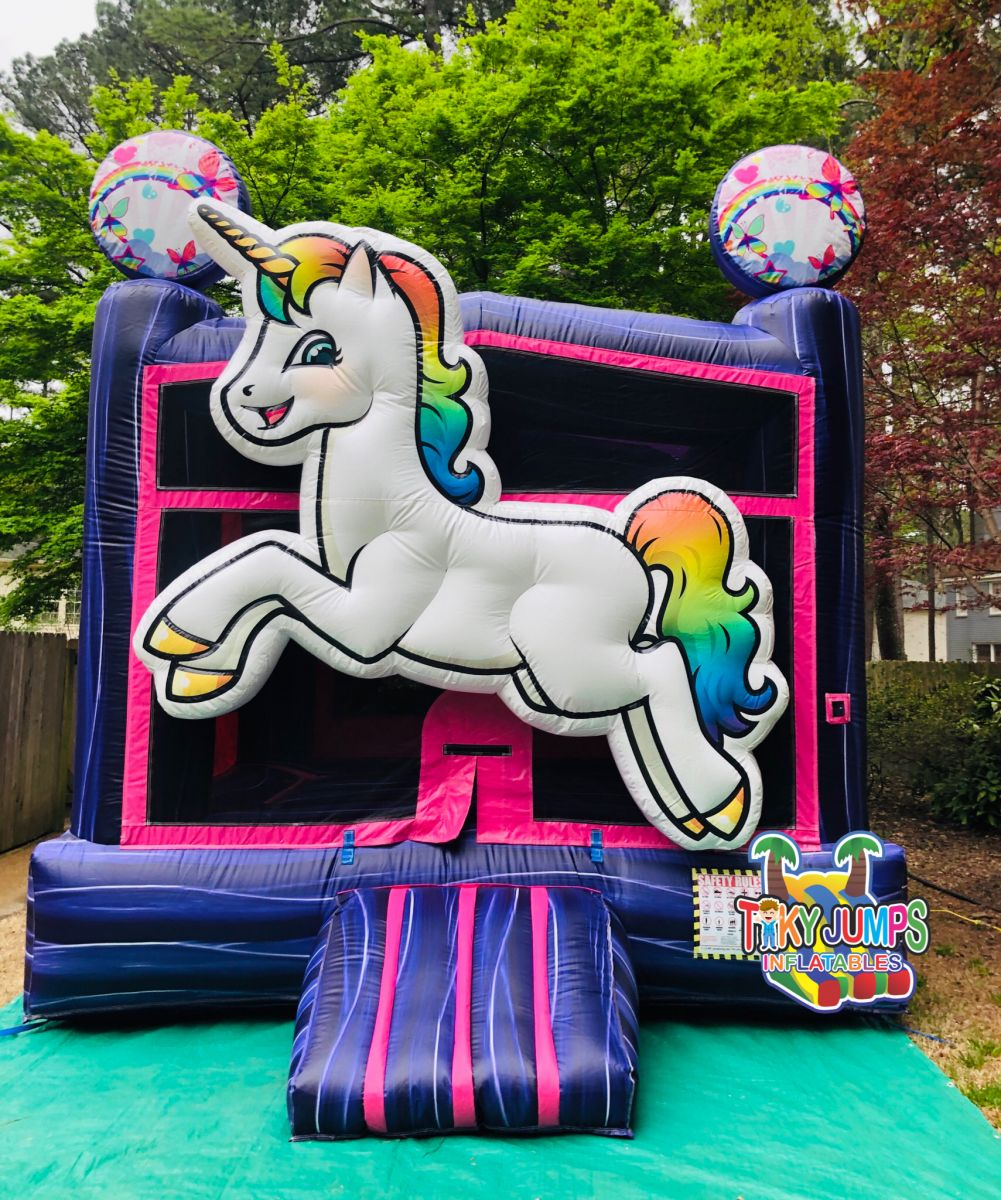Unicorn Bounce House Rental Memphis TN
