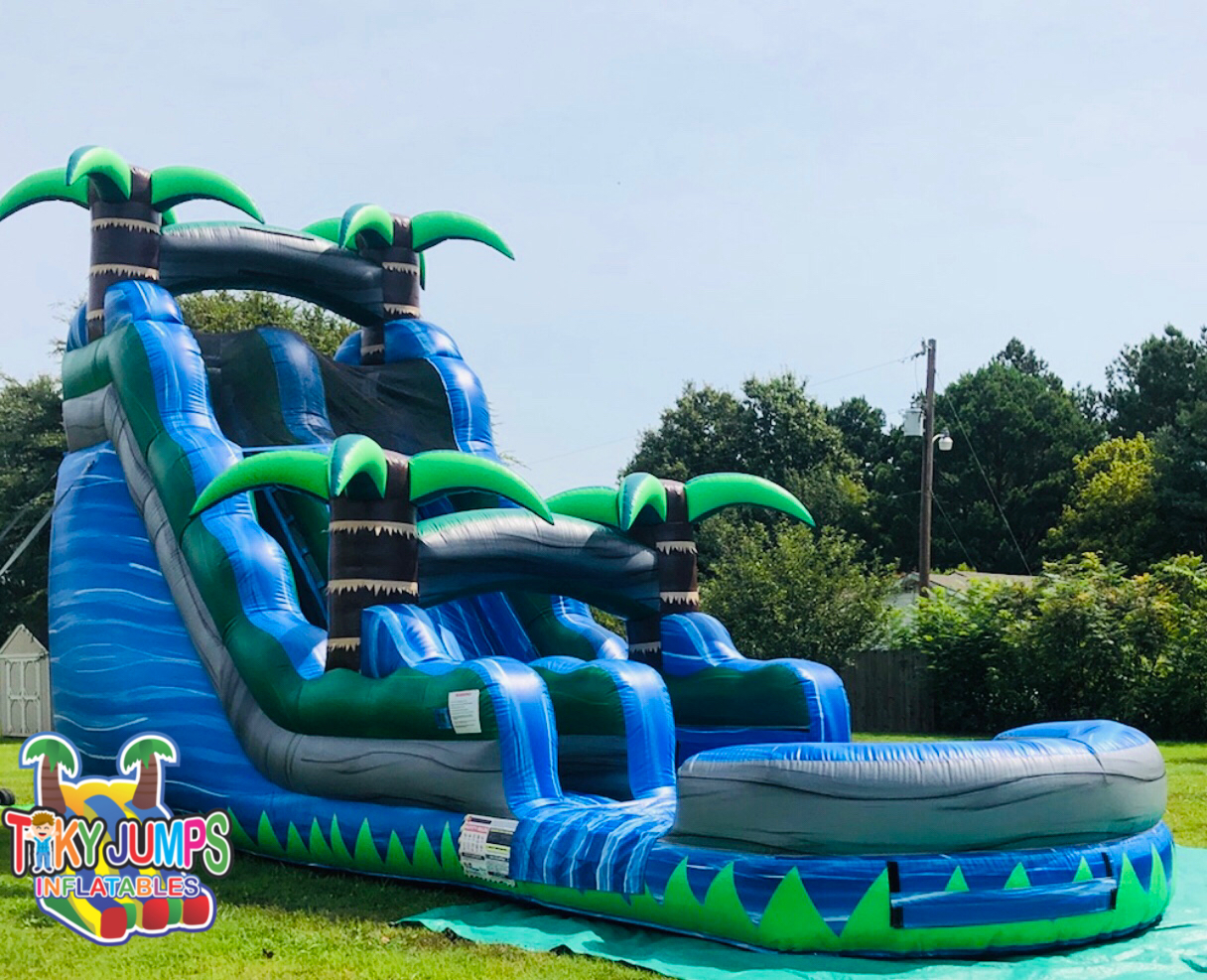 BlueCrush Water Slide Rental Memphis TN