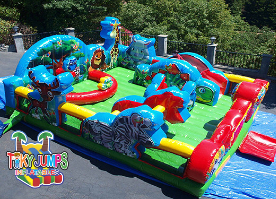 Inflatable playground for toddlers memphis rentals