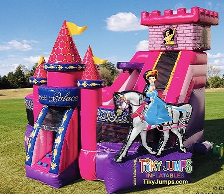 3D Princess Palace