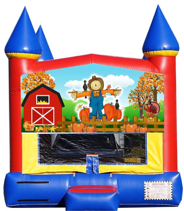 Fall Fest Bounce House