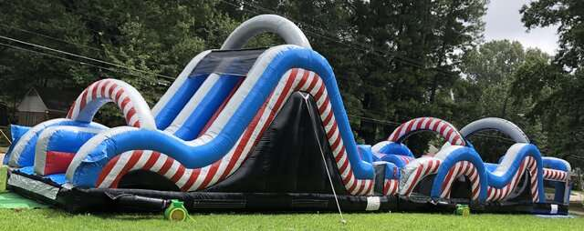 Inflatable Obstacle Rental
